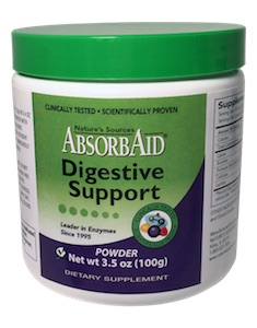 Nature's Sources AbsorbAid Digestive Support Powder 100g