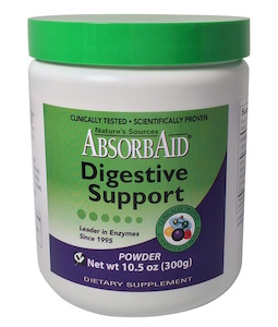 Nature's Sources AbsorbAid Digestive Support Powder 300g