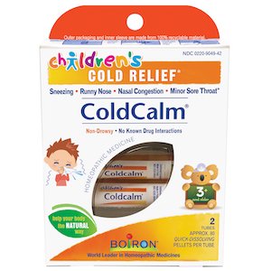 Boiron Children's Coldcalm Homeopathic Cold Relief