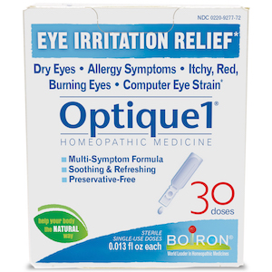 Boiron Optique 1 Homeopathic Eye Drops 30 doses