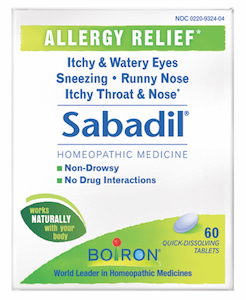 Boiron Sabadil Allergy Relief