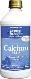 Buried Treasure Calcium Plus Blueberry