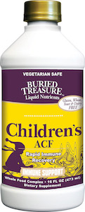 Buried Treasure Children's ACF