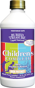 Buried Treasure Children's Complete