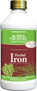 Buried Treasure Herbal Iron