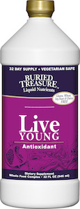 Buried Treasure Live Young Antioxidant