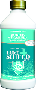 Buried Treasure Lumi Shield Plus