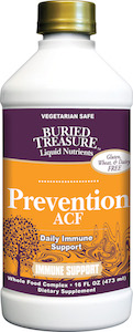Buried Treasure Prevention ACF Daily Immune Wellness