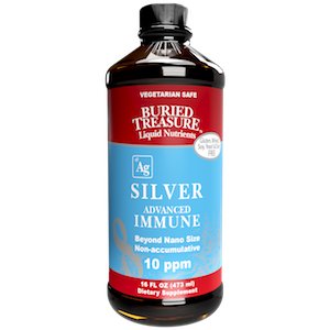 Buried Treasure Silver Advanced Immune Support