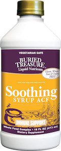 Buried Treasure Soothing Syrup ACF