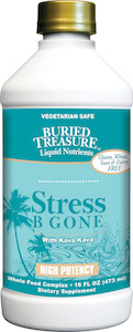 Buried Treasure Stress B Gone with Kava Kava