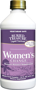 Buried Treasure Women's Change