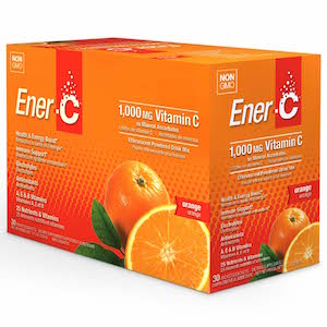 Ener-C Vitamin Drink Mix Orange 1000 mg