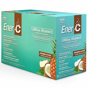 Ener-C Vitamin Drink Mix Pineapple Coconut 1000 mg