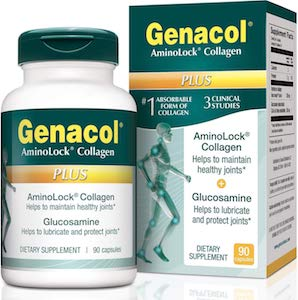 Genacol Plus AminoLock Collagen with Glucosamine
