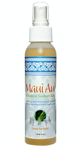 Nature's Rite Maui Aui Sunburn Relief Spray
