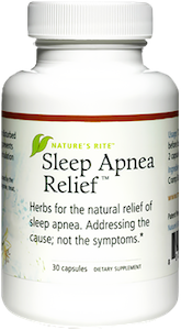 Nature's Rite Sleep Apnea Relief