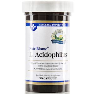 Nature's Sunshine Acidophilus