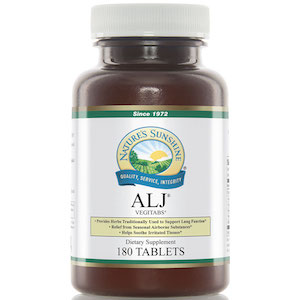 Nature's Sunshine ALJ Capsules