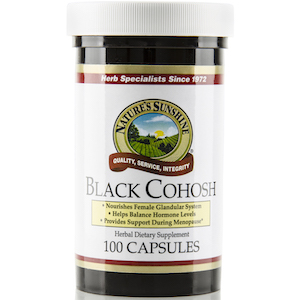 Nature's Sunshine Black Cohosh
