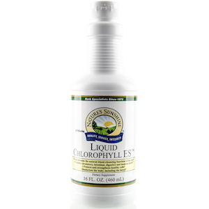 Nature's Sunshine Chlorophyll Liquid ES Extra Strength