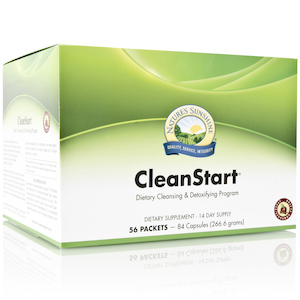 Nature's Sunshine CleanStart Apple Cinnamon