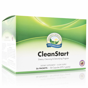Nature's Sunshine CleanStart Wild Berry