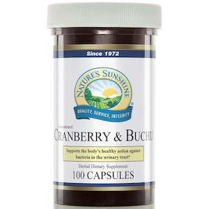 Nature's Sunshine Cranberry & Buchu