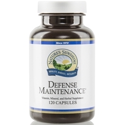 Nature's Sunshine Defense Maintenance