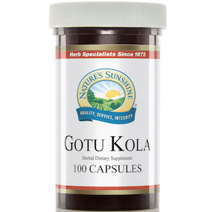 Nature's Sunshine Gotu Kola
