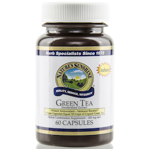 Nature's Sunshine Green Tea Extract