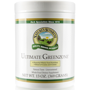 Nature's Sunshine GreenZone, Ultimate Powder