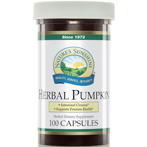 Nature's Sunshine Herbal Pumpkin