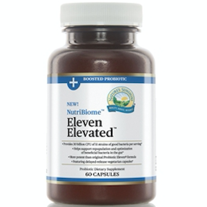 Nature's Sunshine Probiotic Eleven Elevated
