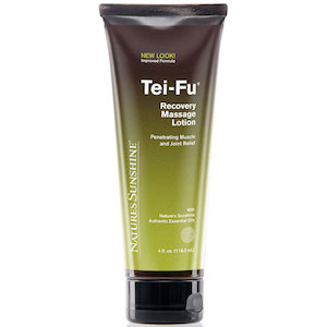 Nature's Sunshine Tei Fu Recovery Massage Lotion