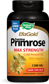 Nature's Way Evening Primrose Oil Cold Pressed 1300 mg EfaGold