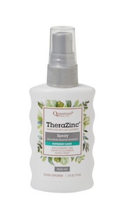 Quantum Health TheraZinc Oral Spray 2 oz Travel Size