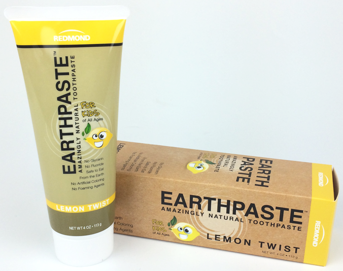 Earthpaste Lemon Twist