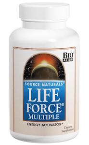 Source Naturals Life Force Multiple 120 caps