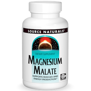 Source Naturals Magnesium Malate 1250 mg 360 tabs