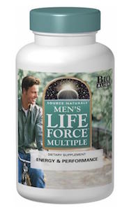 Source Naturals Men's Life Force Multiple Bonus 45+45 tabs