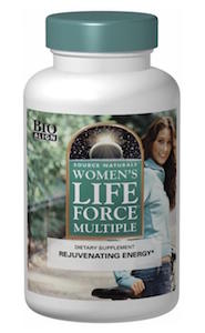 Source Naturals Women's Life Force Multiple 180 tabs